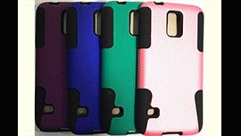 Protectores Samsung S4