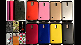 Protectores Samsung S5